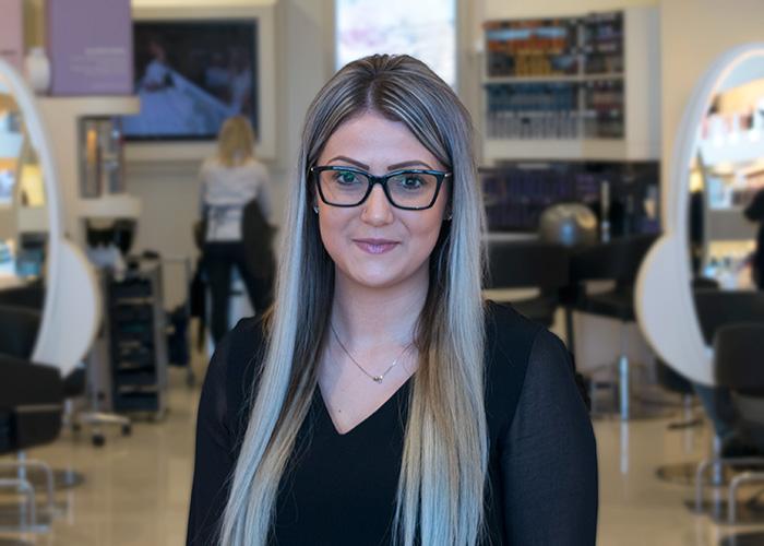 Jessica - Edmonton Mullen Way Hair Stylist