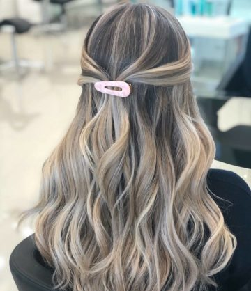 Fresh Balayage Hair Edmonton Windermere Stylists