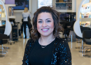 Yesenia - Edmonton Mullen Way Hair Stylist