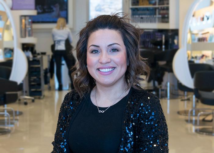 Yesenia - Edmonton Mullen Way Hair Stylist