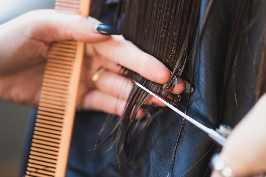 Trimming Hair Edmonton Alberta