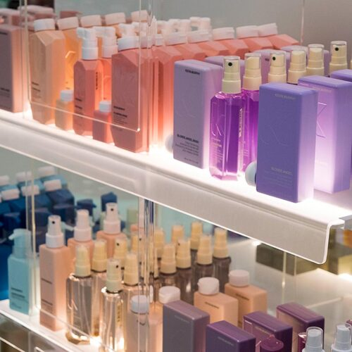 Kevin Murphy at Fresh & Co. Salons in Edmonton