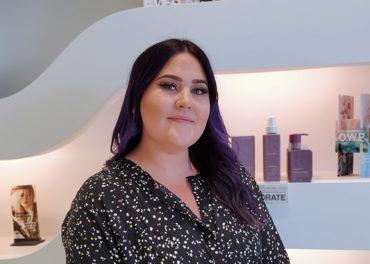 Danielle-Expert hair stylist at Windermere