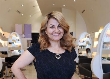Aseia-Educator hair stylist at Mullen Way