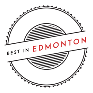 Best in Edmonton Badge for Fresh & Co. Salons Ranking